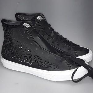 NEW!!!  Van's Leather Unisex Shoes